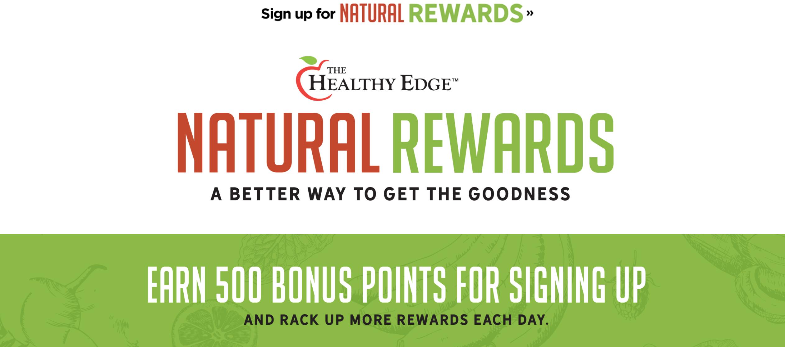 Natural Rewards